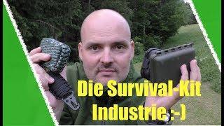 Fix fertige Survival Kits sind Müll?