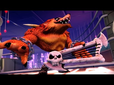 Skylanders: Trap Team - The Future Of Skylands - Part 33