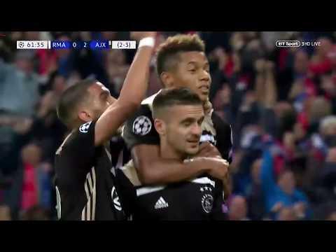 Ajax vs Real Madrid  4 - 1  Highlights & All Goals Full HD 2019 Mp3