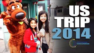 AIM GLOBAL USA TRIP 2014
