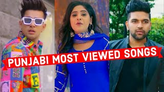 Top 30 Most Viewed Punjabi Songs On YouTube Of All Time
