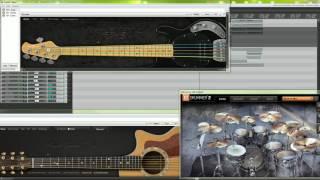 RAMM 4 - Acoustic Instrumental Version (AGT2 AMR EZDrummer Massive)
