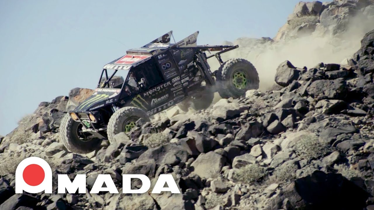AMADA AMERICA, INC  @ King of the Hammers
