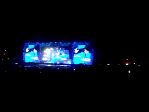 Streets of love-The Rolling Stones live @ Circus Maximus 22/06/14