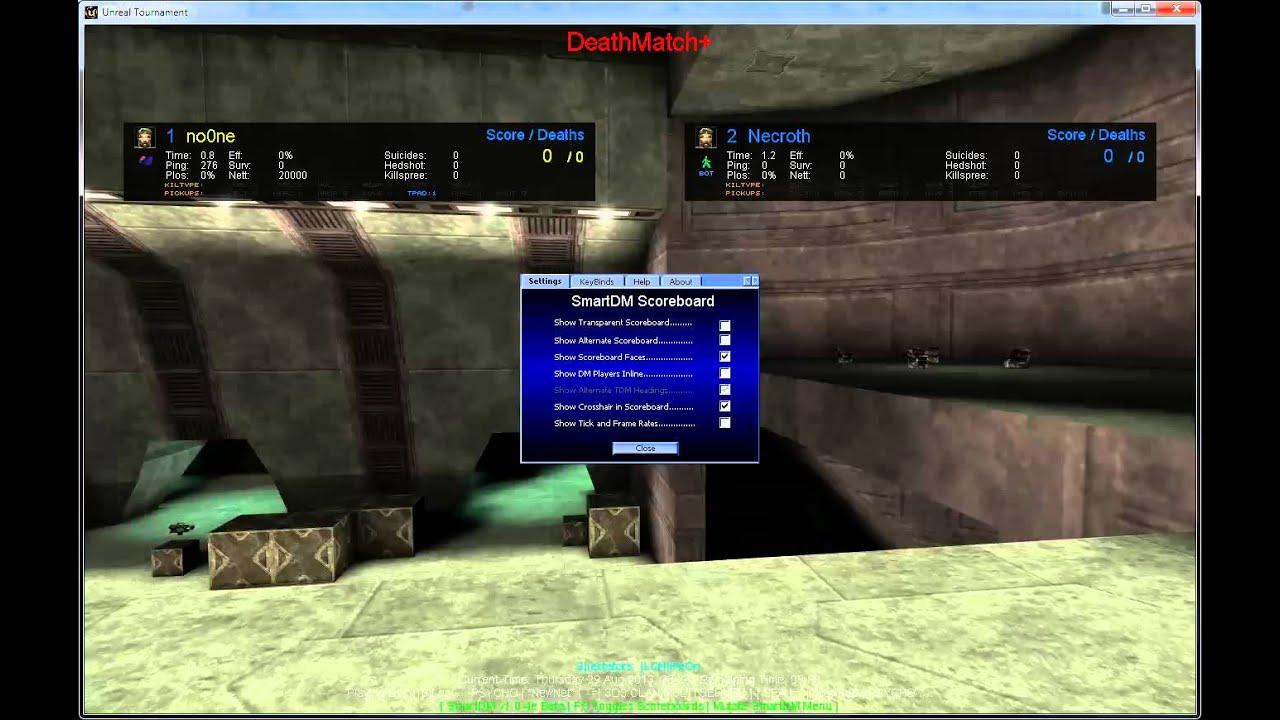 UT99 org |  :: PSYCHO | MULTI-SERVER ::  : Servers