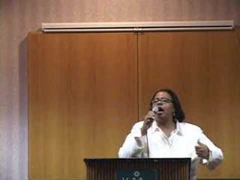 Fire and Rain Ministries-Prophetess Allison J. Cross