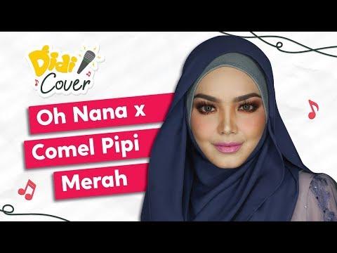 Dato' Sri Siti Nurhaliza x Didi & Friends | Oh Nana x Comel Pipi Merah #DidiCover