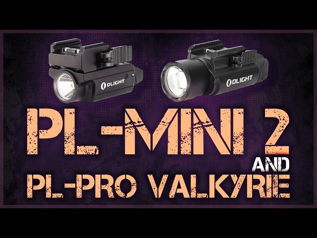 Deep Dive: Olight PL MINI 2 & PL-PRO Valkyrie Torture Test & Review