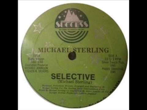 MICHAEL STERLING - Selective 1988