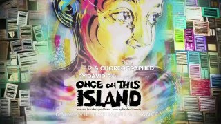 """Once on this Island"" at Gainesville Theatre Alliance - Direction & Choreography by David Rossetti"