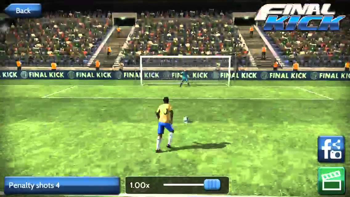 [Final Kick] Final kick! Eder