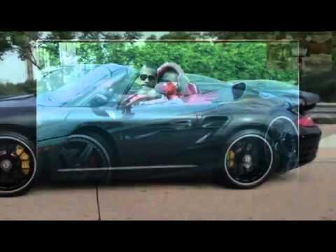 Lebron james house and cars