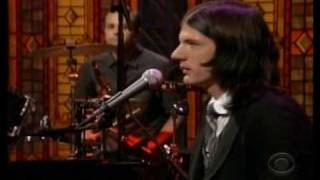 "The Avett Brothers ""I and Love and You"" Late Show with David Letterman 09-28-09"