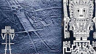 Mysteriöse Riesenfiguren (Geoglyphen) auf der Ganzen Welt Geben Rätsel auf