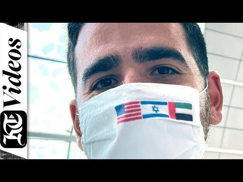 #KTinIsrael: Aboard The Historic First Dubai Flight To Israel