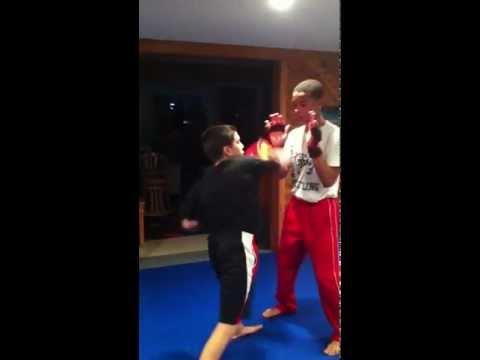 Keith Gordon Dirty Boxing