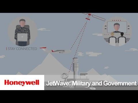 Introducing JetWave for Military and Government Operators | Aviation | Honeywell Aviation