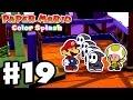 Paper Mario: Color Splash - Gameplay Walkthrough Part 19 - Violet Passage! (Nintendo Wii U)