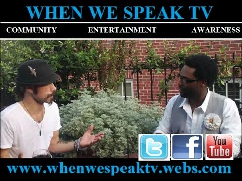 Interview with Gareth Asher (When We Speak TV)