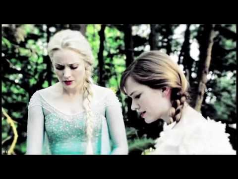 Once upon a time l Elsa & Anna - Monster [4x01]