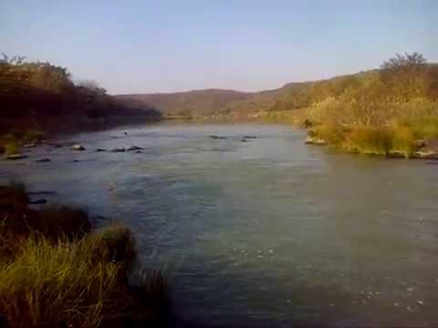 Waterfall - Hart Hill Falls - Tugela River - Downstream - Colenso