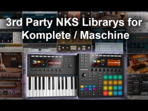 RELEASE] 3rd Party VST NKS Preset Libraries for Komplete
