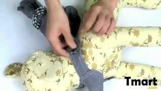 $4.88 Pet Dog Skirt Adjustable Strap Dress Gray Size Xs-15001253