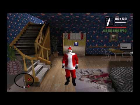 GTA SAN ANDREAS - CHRISTMAS