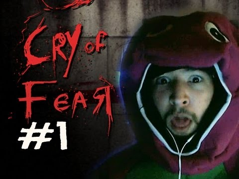Cry Of Fear Campaign Wnova Ep1 A Giant Face Makes Me Poop Youtube