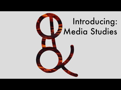 Introducing: Media Studies