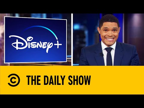 Disney+ Launches With Major Technical Difficulties | The Daily Show With Trevor Noah