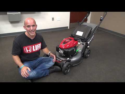 Who Makes The Best Lawn Mower?  Honda Wins Again!