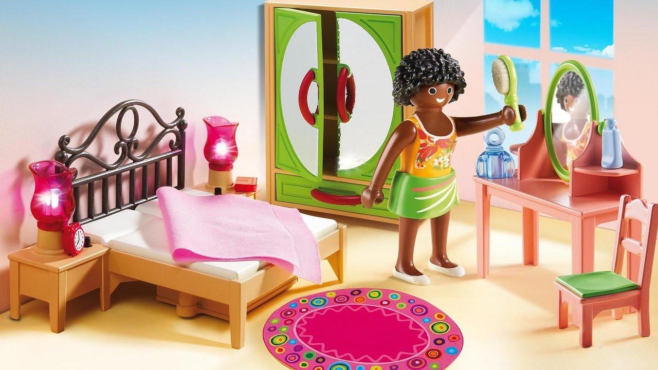 Barbie Bedroom Playmobil Bedroom Dollhouse Furniture Toys