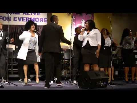 Jamar Esaw & Triad 4 Christ - Omnipotent **NEW VIDEO**