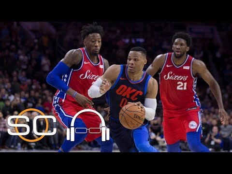 Thunder processing momentum with triple-overtime win over Sixers | SC with SVP | ESPN