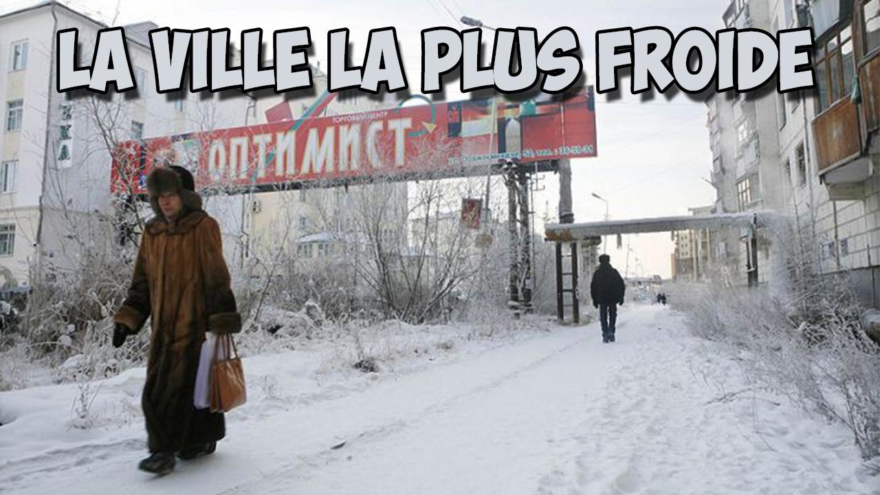 Ville Le Plus Froid De France