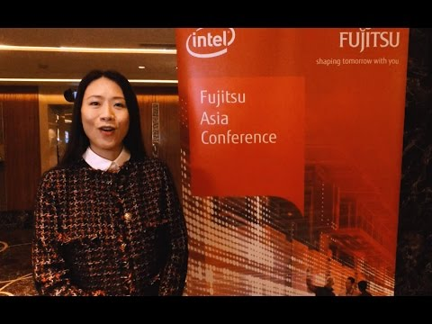 The Highlights of Fujitsu Asia Conference 2016 Taipei