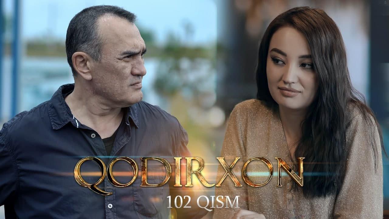 Qodirxon (milliy serial 102-qism) | Кодирхон (миллий сериал 102-кисм)