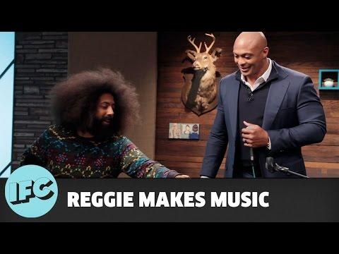 Reggie Makes Music | Eddie George | IFC