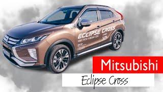 Обзор автомобиля Mitsubishi Eclipse Cross.  Как обманчиво первое впечатление.  Тест...