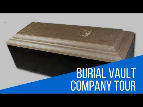 Vault Company Tour And Vault Education