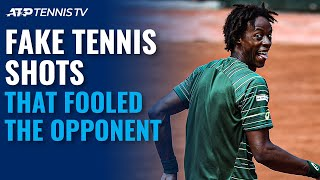 39 Fake Tennis Plays That Fooled The Opponent 👀