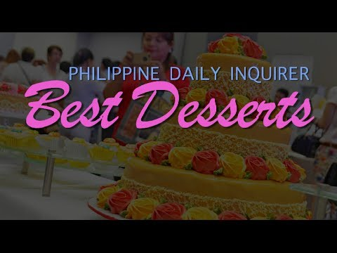 INQUIRER list of top desserts