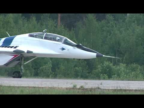 """Vertical Takeoff MiG-29 with tourist! Flight Training & """"Edge of Space"""" Program"""