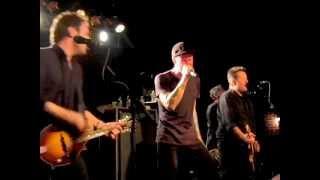 Dropkick Murphys - Boys on the Docks @ Brighton Music Hall in Boston, MA (3/18/12)