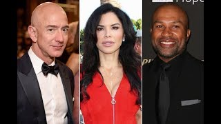 How sneaky Derek Fisher got inserted into the messy Jeff Bezos / Lauren Sanchez scandal.