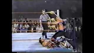 Alofa vs  Bob Della Serra (1986)