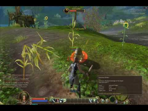 Starting Out In AION, The New MMORPG From NCsoft