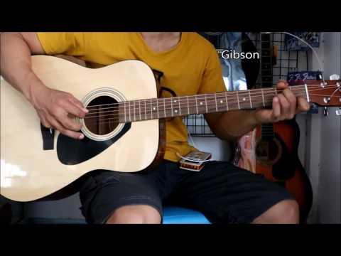 D&39;Addario EJ15 vs  EZ900 vs Gibson   Yamaha f310