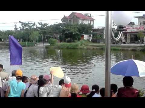 hội bắt vịt thôn tân hóa-quỳnh hội quỳnh phụ thái bình